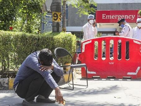 UPDATE - COVID CRISIS INDIA