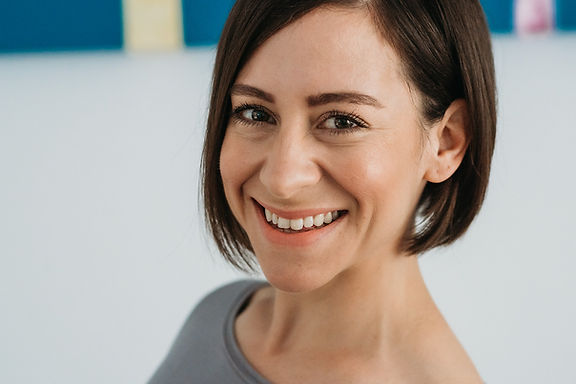 Corinne LeBlanc's smiling headshot