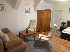 Zimmer 5 Sitzgruppe
