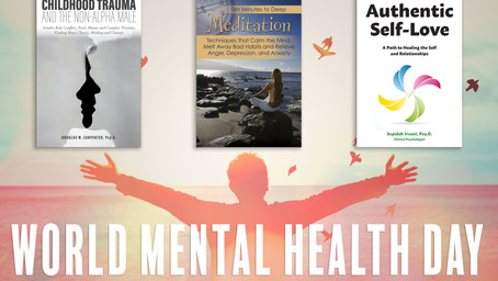 World Mental Health Day: Books to Help Improve Your Mental Health