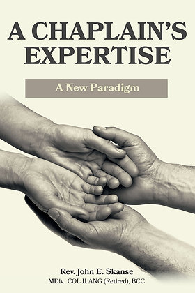 A Chaplains Expertise: A New Paradigm