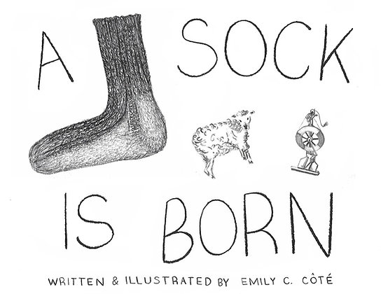 A Sock is Born