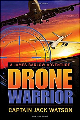 Drone Warrior A James Barlow Adventure
