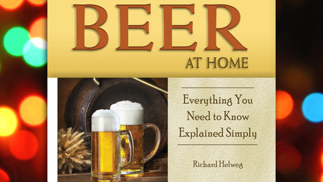 The Twelfth Book of Christmas: The Complete Guide to Brewing Your Own Beer at Home