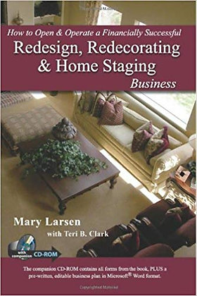 How to Open & Operate a Redesign, Redecorating, & Home Staging Business