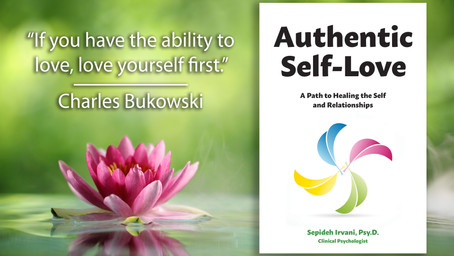 Authentic Self-Love First Step to a Life Full of Love
