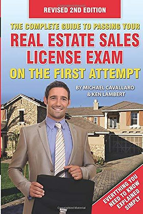 Passing Your Real Estate Sales License Exam