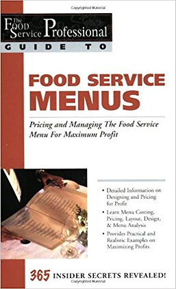 The Food Service Professionals Guide