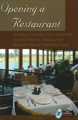 Opening a Restaurant or Other Food Business