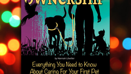 The Ninth Book of Christmas: Everything You Need to Know About Caring for Your First Pet
