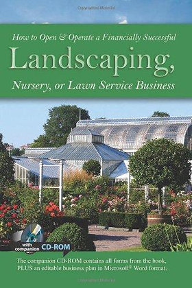 How to Open & Operate a Landscaping, Nursery, or Lawn Service Business