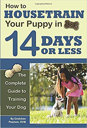 How to Housetrain Your Puppy in 14 Days or Less