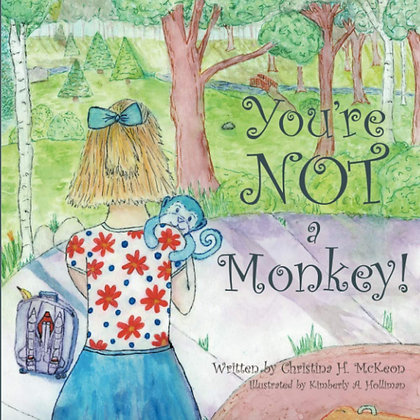 You Are NOT A Monkey