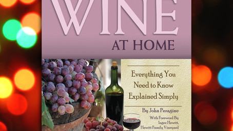 The First Book of Christmas: The Complete Guide to Making Your Own Wine at Home