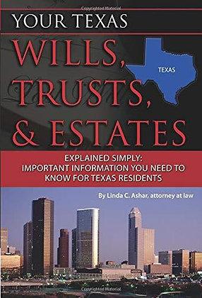 Your Texas Wills, Trusts, & Estates