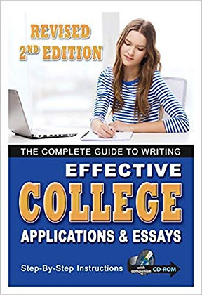 Writing Effective College Applications