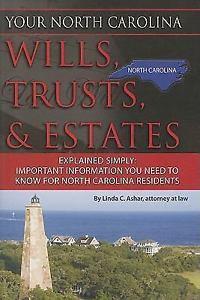 Your North Carolina Wills, Trusts, & Estates