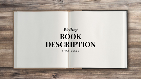 Reading Between the Lines: Write a Book Description That Sells