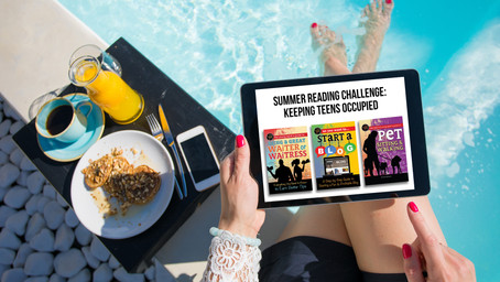Summer Reading Challenge: Keeping Teens Occupied