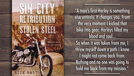 Born to be Wild: Stolen Steel in Sin City