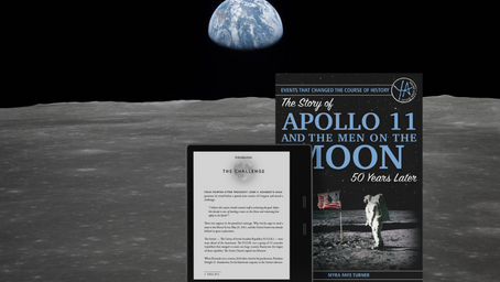 To the Moon and Back: 50 Years Since the Moon Landing