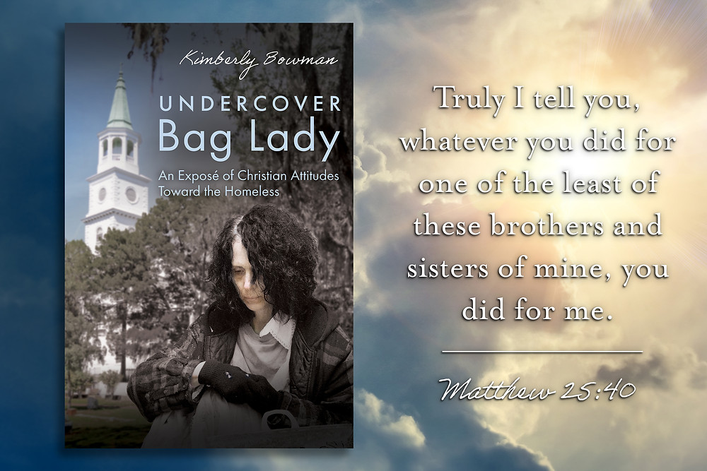Undercover Bag Lady