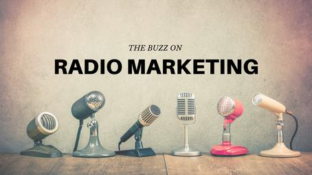 The Buzz on Radio Marketing
