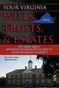 Your Virginia Wills, Trusts, & Estates