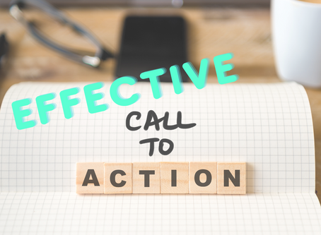 Effective Call-to-Actions
