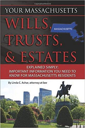 Your Massachusetts Wills, Trusts, & Estates