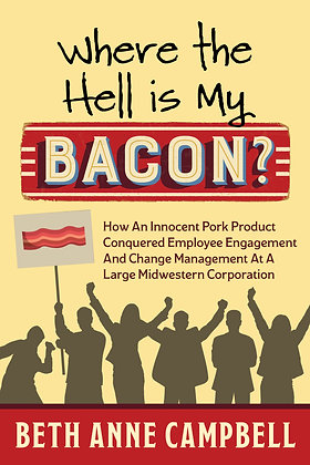 Where The Hell Is My Bacon?