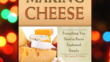 The Fourth Book of Christmas: 101 Recipes for Making Cheese
