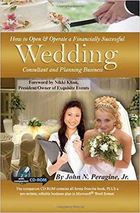 How to Open & Operate a Wedding Consultant and Planning Business