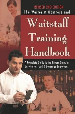 Waiter & Waitress Wait Staff Training Handbook