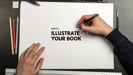 How to Illustrate Your Book with Atlantic Publishing
