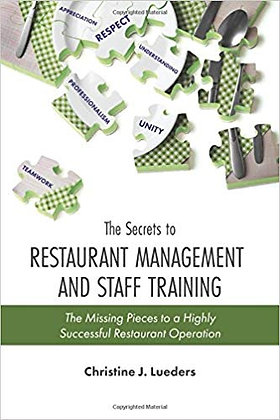 Secrets to Restaurant Management and Staff Training