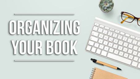 Organizing Your Book