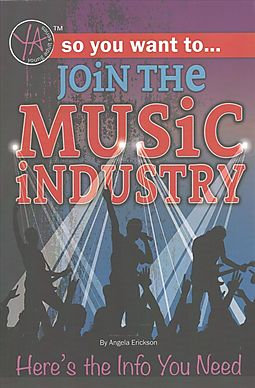 So You Want to Join the Music Industry Here's the Info You Need