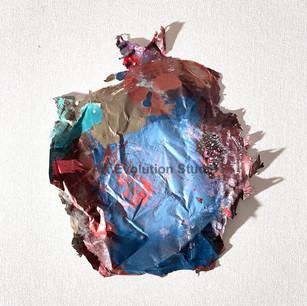 Fisheye Earth