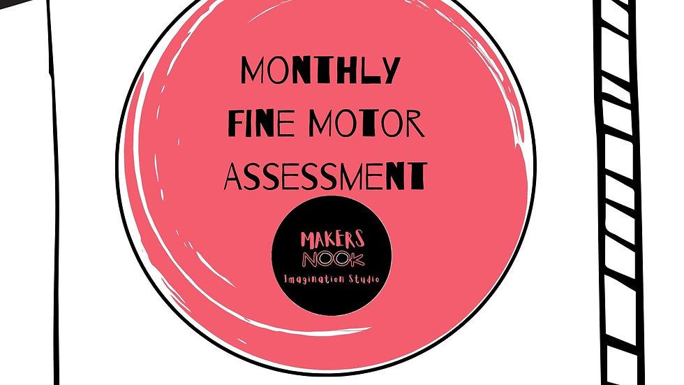 Fine Motor Assessment