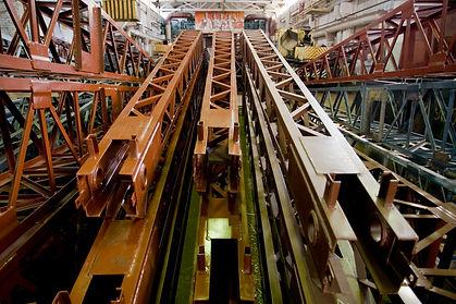 изготовлние металлоконструкций