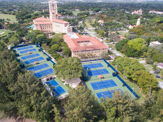 CORAL GABLES KERDYK TENNIS CENTER RENOVATIONS COMPLETE