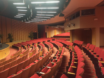 MIAMI DADE COLLEGE LEHMAN THEATER RENOVATIONS COMPLETE