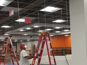 SCEC COMPLETES MEDIA CENTER RENOVATION AT BOYD ANDERSON HIGH SCHOOL
