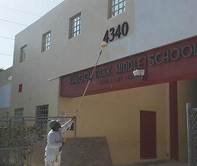 MDCPS KINLOCH PARK MIDDLE SCHOOL