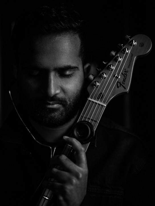 The Faces of Jazz V - Amal Lad