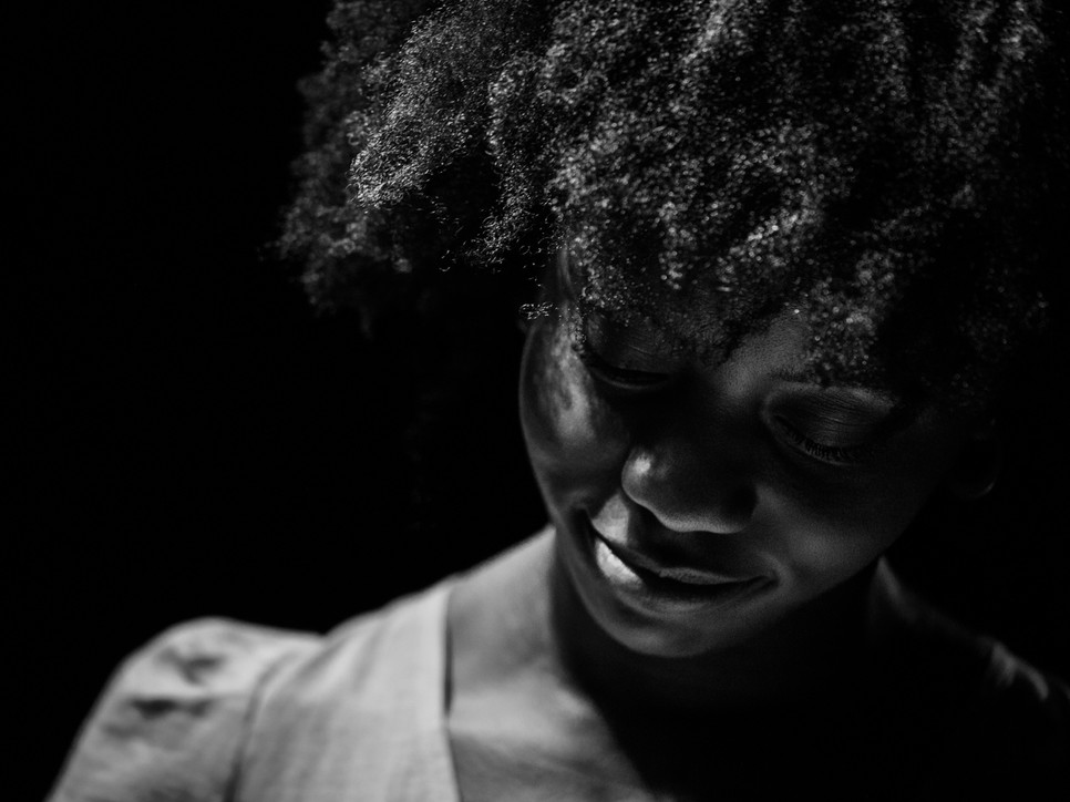 The Faces of Jazz IX - Cherise Adams-Burnett