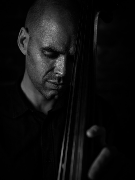 The Faces of Jazz VII - Ben Hazleton