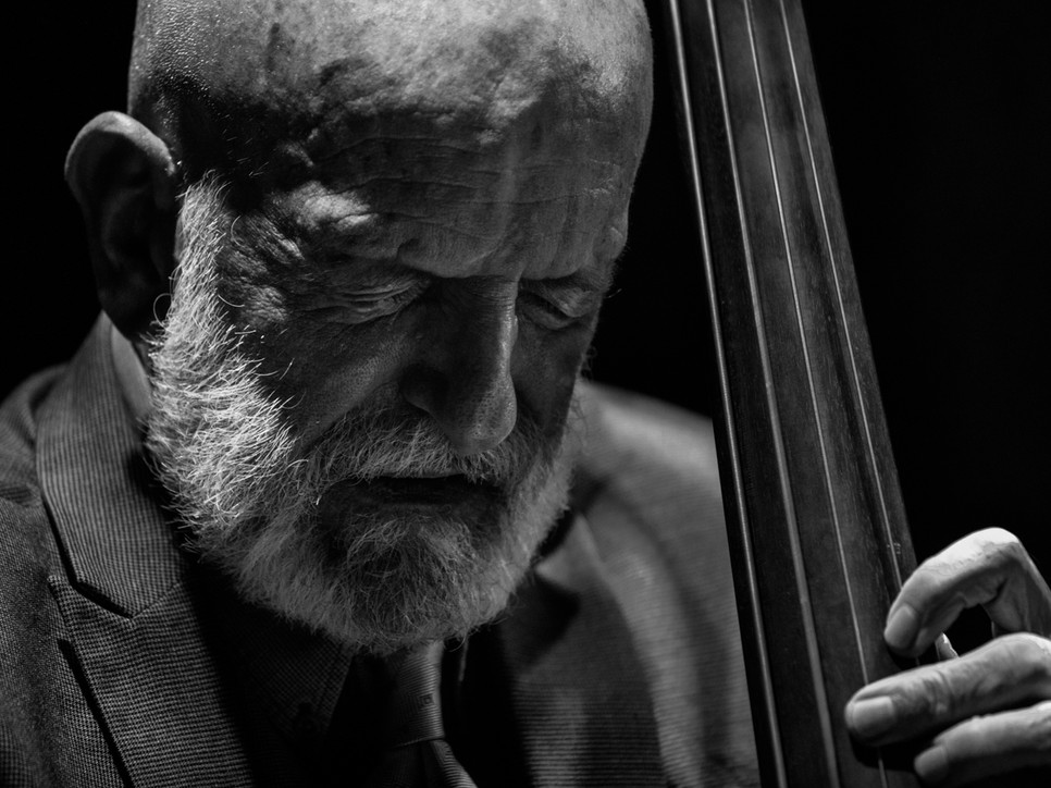 The Faces of Jazz VIII - Jim Richardson
