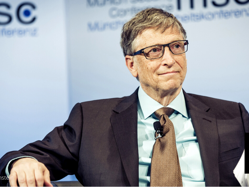 BILL GATES TO INVEST $2B TO AVERT CLIMATE CHANGE